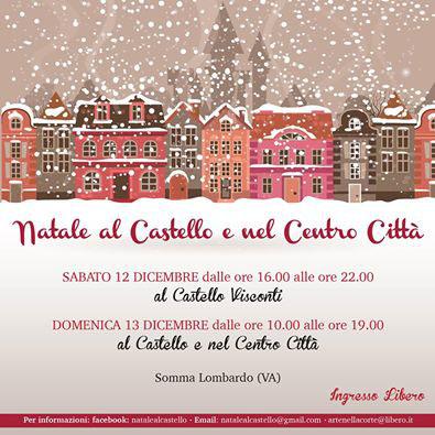 Natale al Castello e nel Centro Città