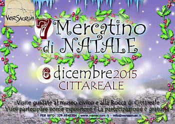 7^ Mercatino di Natale a Cittareale