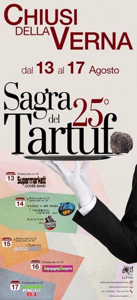 25° Sagra del Tartufo